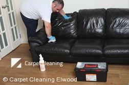 Elwood 3184 Leather Cleaning