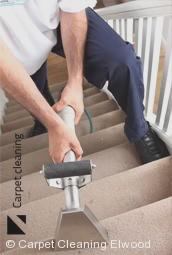 Elwood 3184 Deep Carpet Cleaners